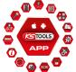 NAUJIENA: atnaujinta KS TOOLS mobilioji programėlė