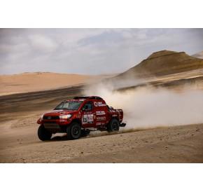 2019 metų Dakaro ralis - vienas sunkiausių išbandymų