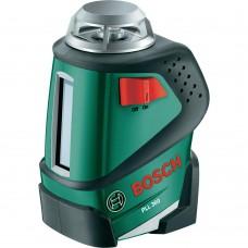 PLL 360 SET kryžminių linijų lazeris, Bosch