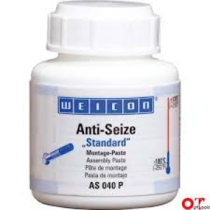 Weicon Anti-Seize AS040 mont. pasta, 120g