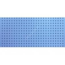 Perforuota sienelė 120x46 cm, mėlyna RAL5015, Gude