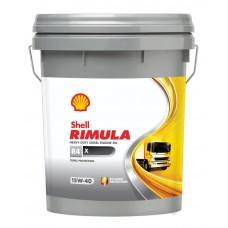 Shell Rimula R4 X 15W-40 alyva, 20Ltr.