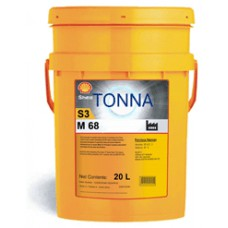 Shell Tonna S3 M 68 alyva, 20Ltr.
