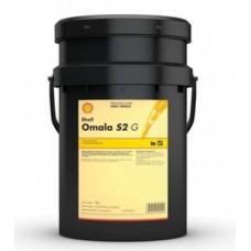 Shell Omala S2 G 100, reduktorių alyva 209L