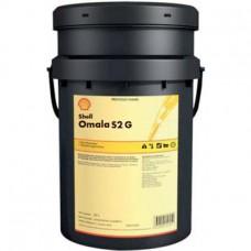 Shell Omala S2 GX 220, reduktorių alyva, 20 Ltr.