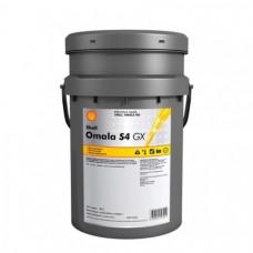Shell Omala S4 GX 460 (HD460), 20  ltr