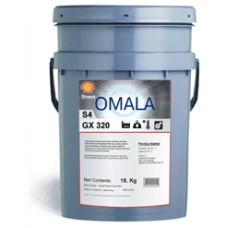 Shell Omala S4 GX 320 (HD320), 209 ltr