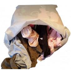 Pramoninės šluostės (skudurai valymui), HBT, 10kg