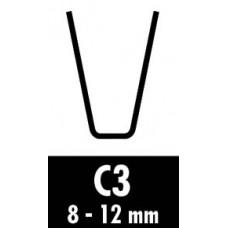 Peiliukas C3 (pak. 20vnt)