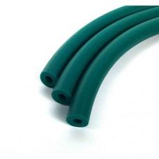 Diržas RR6,0 mm  žalias armuotas , šiurkštus