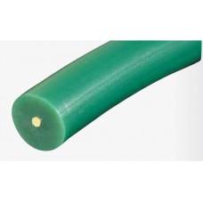 Diržas RR6,0 mm  žalias armuotas